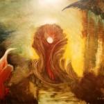 21 - Monstrance_75x100cm